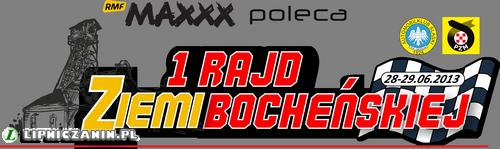 1 Rajd Ziemi Bocheńskiej – utrudnienia