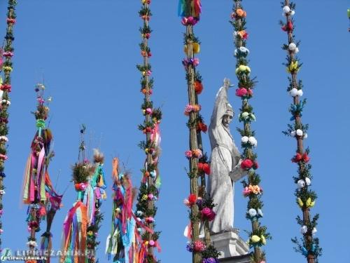 lipnica murowana niedziela palmowa konkurs palm wielkanocnych
