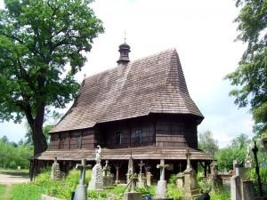 Kościół p.w. świętego Leonarda w gminie Lipnica Murowana