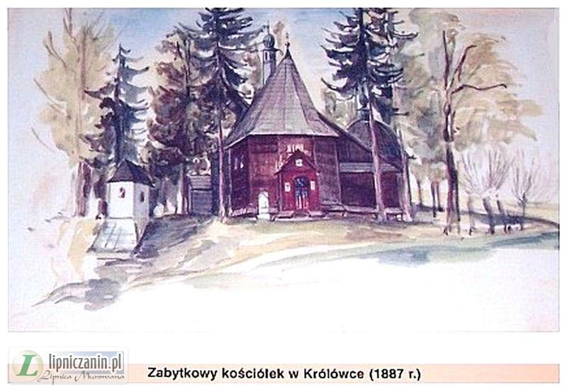 Lipnickie biografie – Kazimierz Brodziński (1) – W Królówce