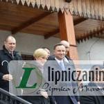 Lipnica Murowana Prezydent Andrzej Duda Niedziela Palmowa