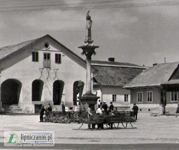 Lipniczanie wznoszą pomnik św. Szymonowi