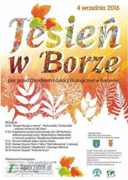 jesien_w_borze-borowna_impreza_lipnica_murowana