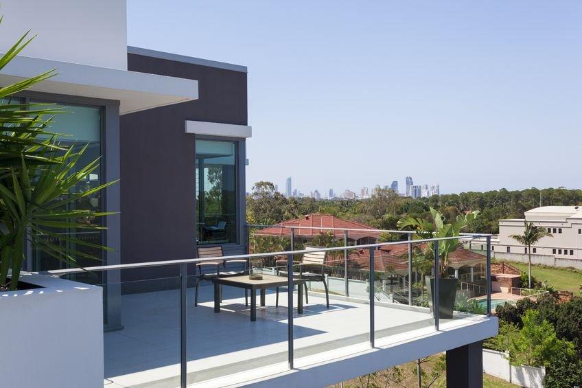 Nowoczesny balkon w każdym mieszkaniu
