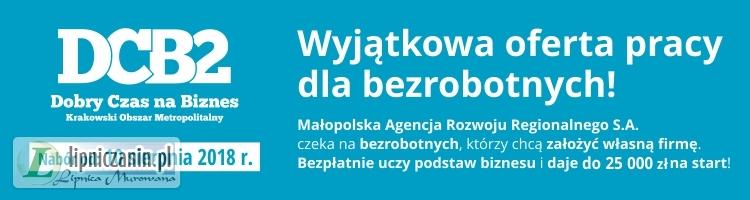 """Oferujemy bezzwrotną dotację w wysokości do 25 000 zł. na otwarcie działalności gospodarczej """"Dobry czas na biznes – KOM2"""""""